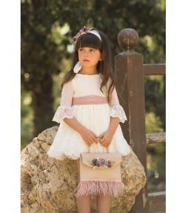 Vestido de arras y ceremonia Antonella