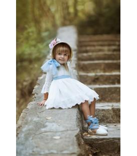 Vestido de arras y ceremonia Antonella Bleu