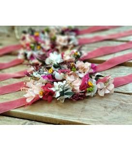 Pulsera de flores Adelina