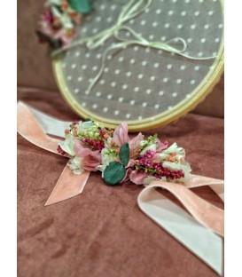 Pulsera de flores Lia