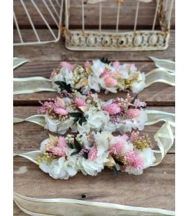 Pulsera de flores Beatrice