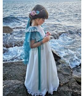 Vestido de comunión Iris