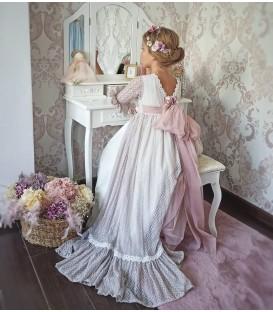 Vestido de Comunión Afrodita Colección 2021