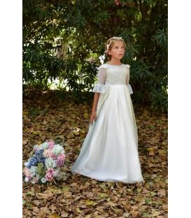 Vestido de comunión Lorette colección 2022