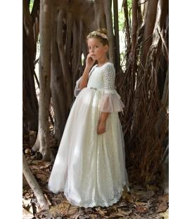 Vestido de comunión Jolie colección 2022